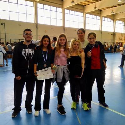 Πανελλήνιο Σχολικό Πρωτάθλημα 2018