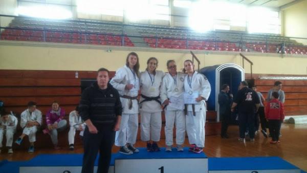 1ο Πανελλήνιο Σχολικό Πρωτάθλημα Τζούντο 2015