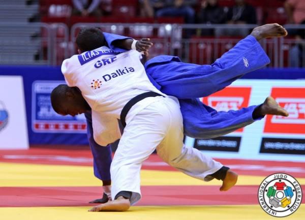 Παγκόσμιος Πρωταθλητής ο Ηλιάδης για τρίτη φορά!