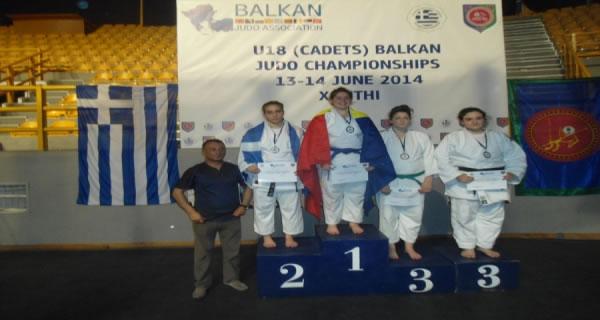 Βαλκανικό Πρωτάθλημα Εφήβων – Νεανίδων 2014, Ξάνθη